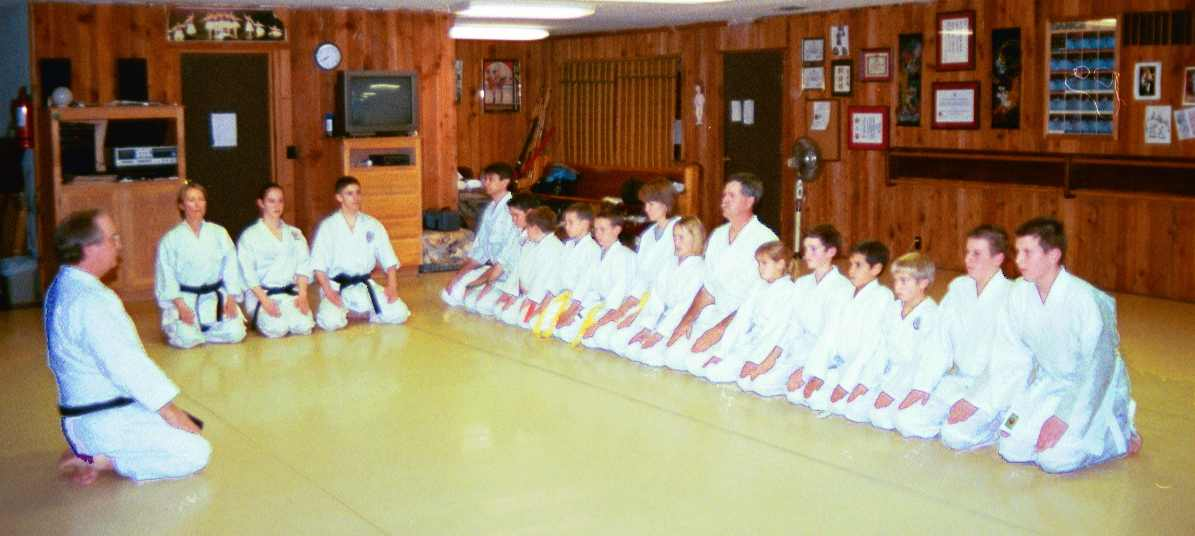 Shotokan Karate - Global Martial Arts University